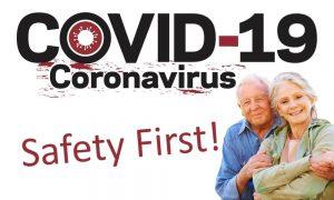 Coronavirus Safety First